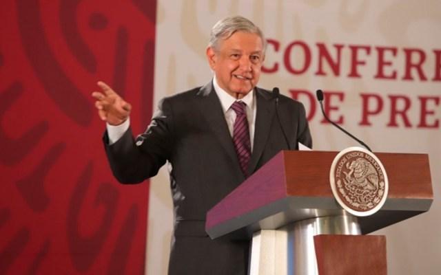 Corrupción, causa principal de desigualdad económica en México: AMLO - amlo conferencia