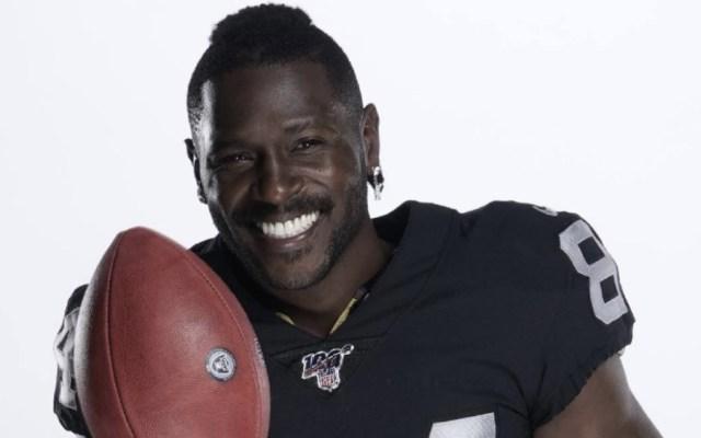 Antonio Brown vuelve a arremeter contra la NFL - Antonio Brown Raiders de Oakland