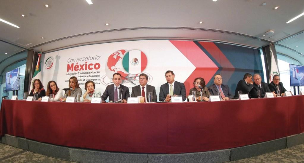 Secretario de Hacienda hace llamado a recuperar liderazgo en América Latina - Foto de Twitter Senado