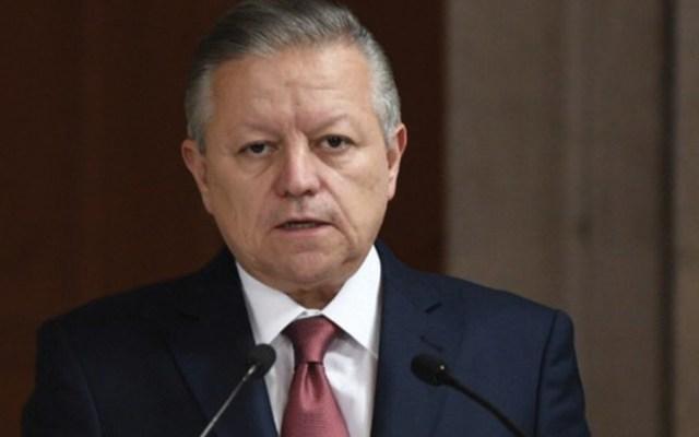 Arturo Zaldívar pide poner fin al discurso de odio contra las mujeres - Foto de Noticieros Televisa