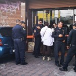 #Video Captan asesinato en restaurante de Iztapalapa
