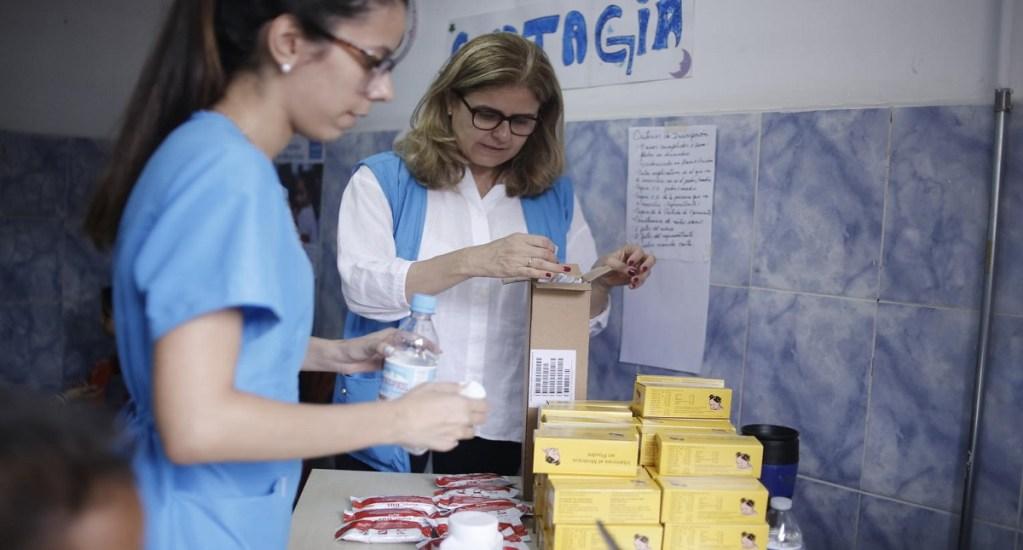Unicef solicita 70 mdd para niños de Venezuela. Noticias en tiempo real