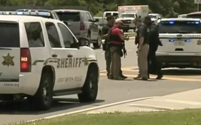Tiroteo en Walmart de Louisiana deja un lesionado y un detenido - Foto de WBRZ
