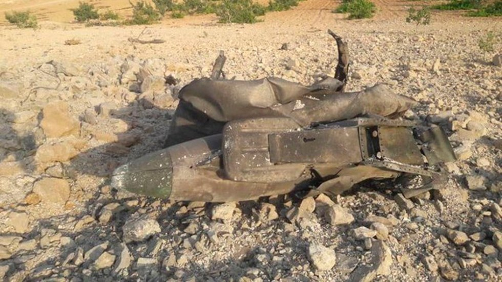 Rebeldes derriban avión del Ejército sirio y capturan a piloto - avión ejercito sirio piloto