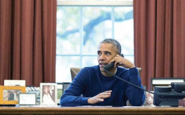 Barack Obama da a conocer su lista de recomendaciones literarias 2019 - Foto de Pete Souza