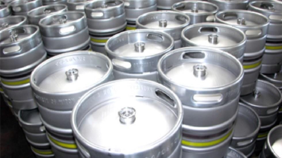 México busca derecho antidumping definitivo ante aranceles al acero - Barriles de acero inoxidable. Foto de Italian Business Guide