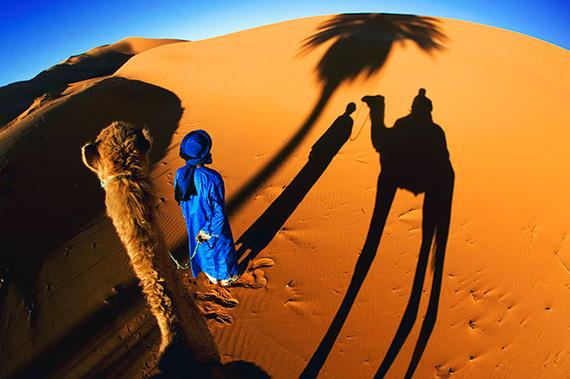 Un pueblo llamado Tuareg - Foto de internet.
