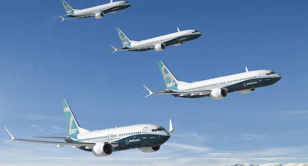 Boeing asegura que los 737 MAX podrían volver a volar a finales de 2019 - Foto de Boeing