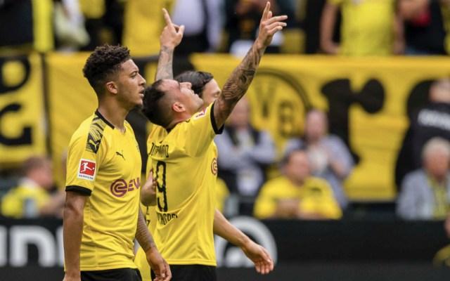 Borussia Dortmund debuta con el pie derecho en la Bundesliga - Foto de @BVB