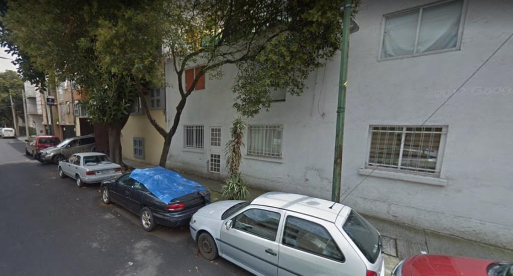 Detienen a colombianos por robo a casa habitación en la Letrán Valle - Calle Tokio