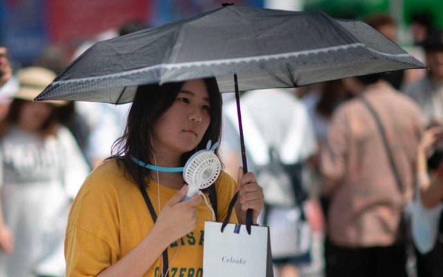 Mueren 39 personas en Tokio por altas temperaturas - Tokio