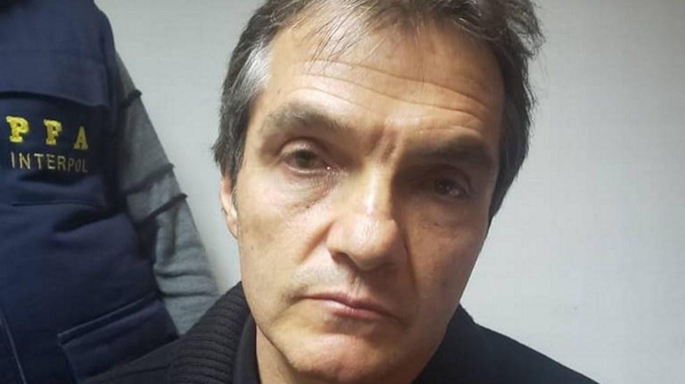 Juez en Argentina rechaza extradición a México de Carlos Ahumada - Carlos Ahumada. Foto de Notimex