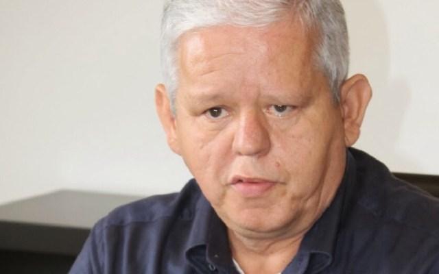 Alcalde de Teziutlán llama 'sucias y cobardes' a las mujeres - Carlos Peredo Grau, alcalde de Teziutlán, Puebla. Foto de Línea Directa