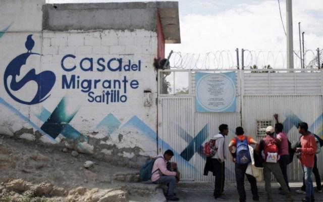 INM apoyará a familiares de migrante que murió en Coahuila - Foto de @ForoTV