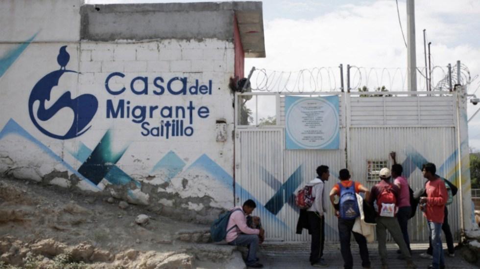 Injustificable usar armas contra migrantes en México: director de la Casa del Migrante en Saltillo - Foto de @ForoTV