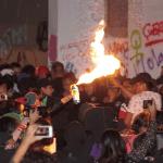 Caos y violencia en la Ciudad de México, manifestación feminista se sale de control