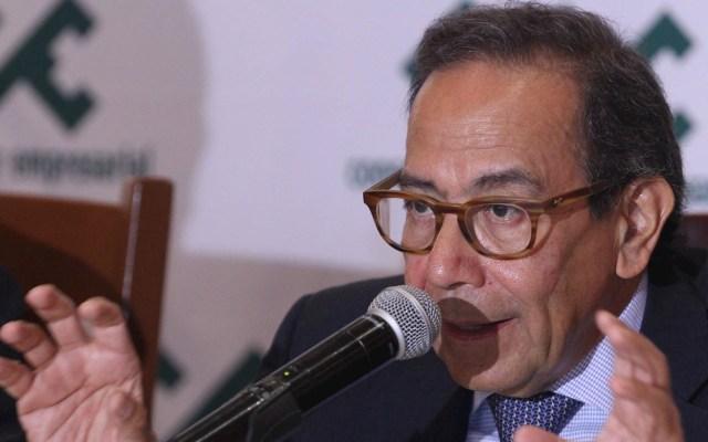 Empresarios manifiestan preocupación por Ley de Extinción de Dominio - CCE Carlos Salazar Lomelín