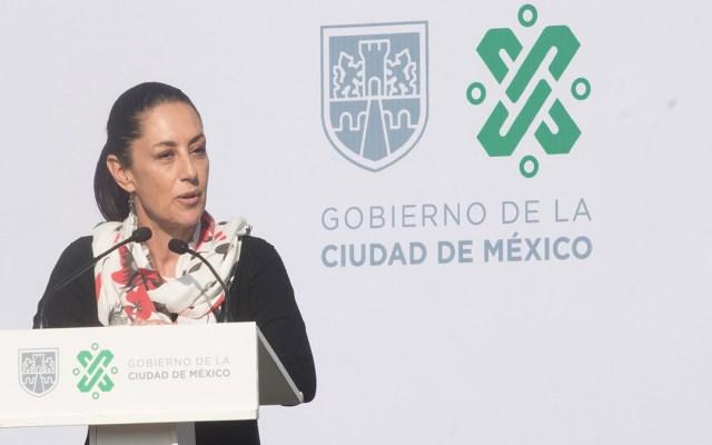 Avances en seguridad deben notarse todos los meses: Sheinbaum - Claudia Sheinbaum seguridad Ciudad de México criminalidad
