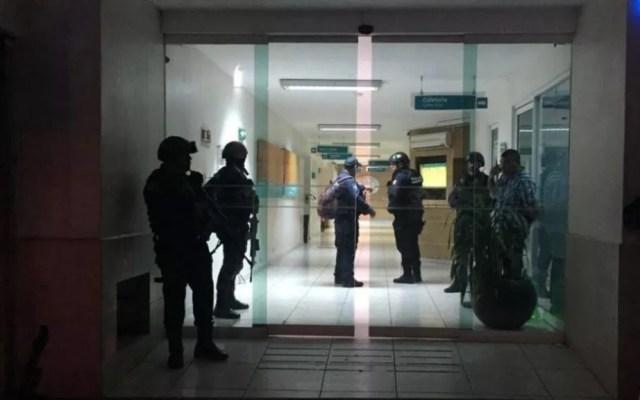 Rematan en clínica de Culiacán a hombre que sobrevivió a ataque - Clínica Culiacán ataque armado