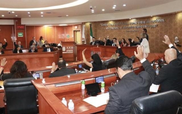 Pedirá PRD juicio político para diputados por Ley Bonilla - Foto de @BereniceDiazG