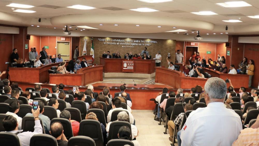 Congreso de Baja California avala consulta sobre ampliación del mandato de Jaime Bonilla. Noticias en tiempo real