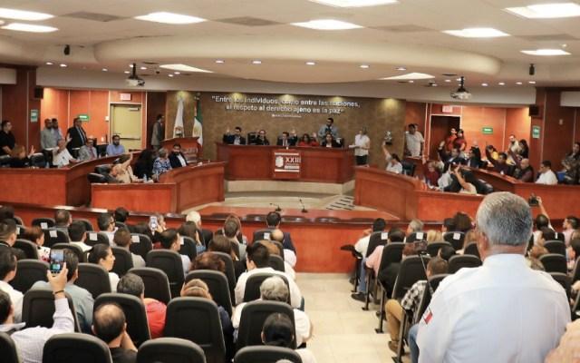 Congreso de Baja California avala consulta sobre ampliación del mandato de Jaime Bonilla - Congreso de Baja California