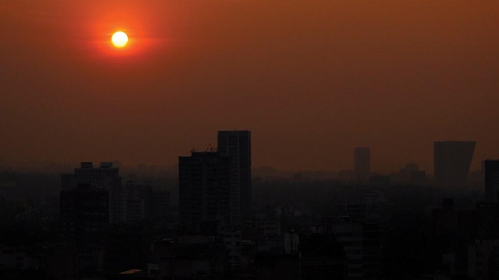 Preparan nuevo plan de calidad del aire para la Ciudad de México en 2021 - Foto de Notimex