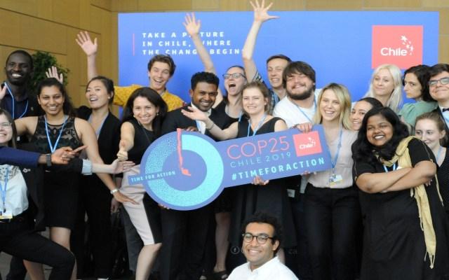 Otoño de 2019 estará lleno de encuentros por el clima - La COP 25 se realizará en Chile. Foto de @UNFCCC