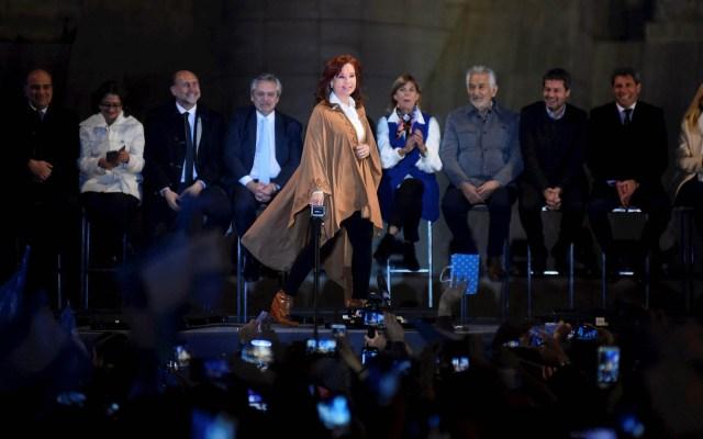 Cristina Fernández regresa al centro de la escena electoral en Argentina - Cristina Fernández de Kirchner Argentina