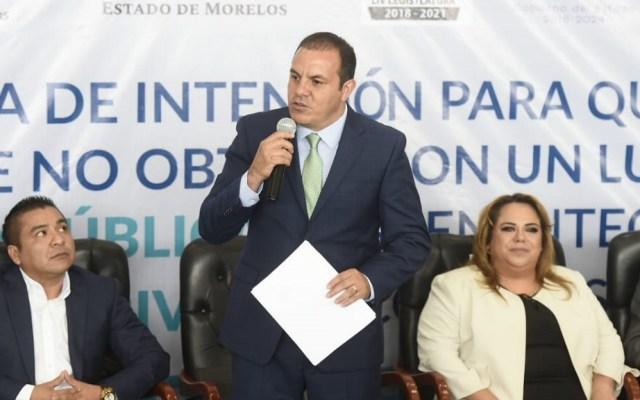 """Cuauhtémoc Blanco asegura que Graco Ramírez """"va a caer"""" - Cuauhtémoc Blanco. Foto de @cuauhtemocb10"""