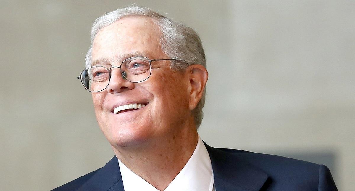 Muere el multimillonario conservador David Koch