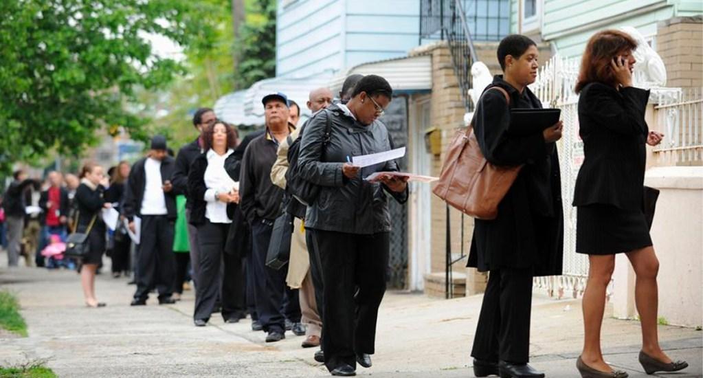 Estados Unidos mantiene tasa de desempleo en 3.7 por ciento - desempleo EE.UU.