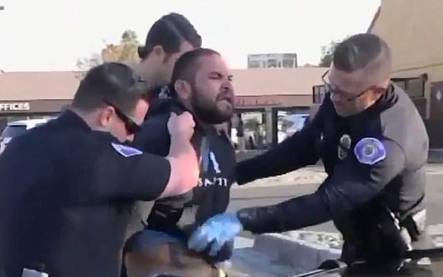 #Video Identifican a hispano que mató a cuatro en California - california