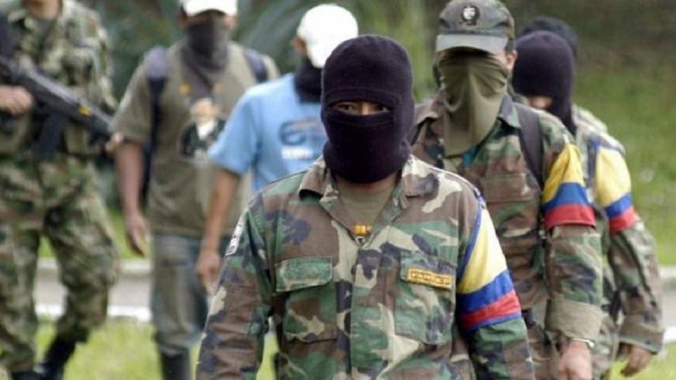 Murieron 10 disidentes de las FARC en Colombia este sábado - Disidentes de las FARC. Foto de Archivo / Libertad Digital