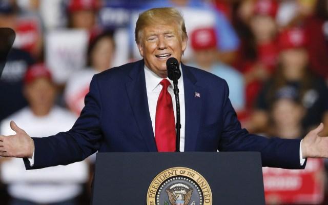 Política de asilo de Trump logra una victoria parcial con fallo de una corte - Foto de EFE