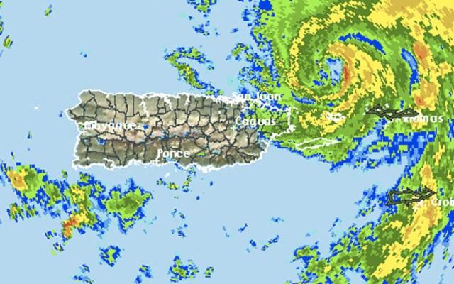 Huracán Dorian provoca caída de árboles en Islas Vírgenes de EE.UU. - Dorian Islas Vírgenes Puerto Rico