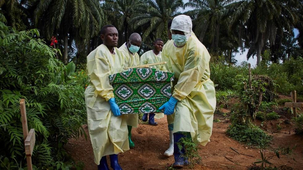 Mueren más de dos mil personas por ébola en el Congo - Ébola