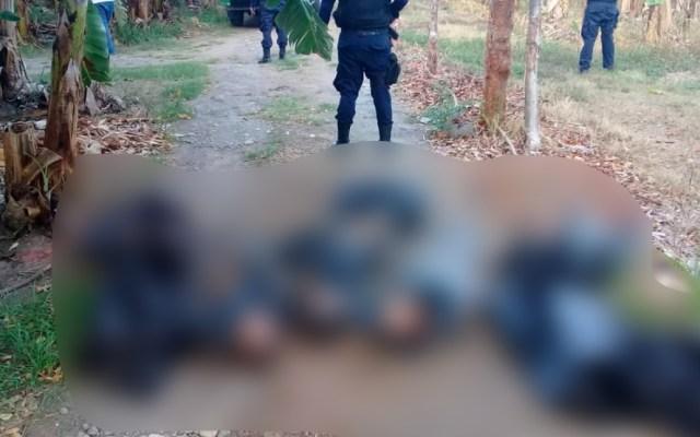 Encuentran cinco cuerpos embolsados en Veracruz - embolsados cuerpos veracruz