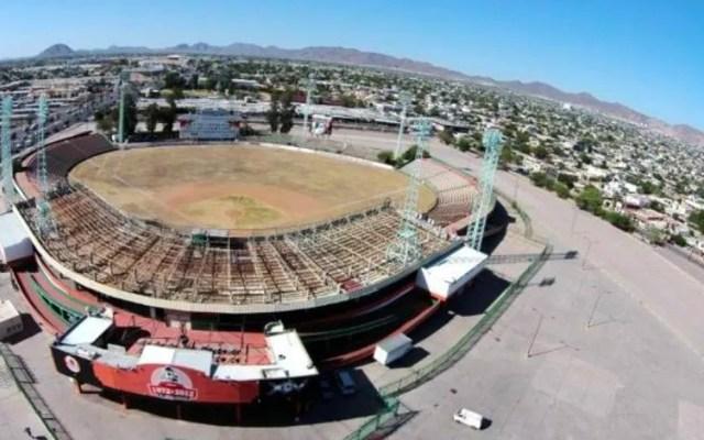 Sí va el proyecto para rehabilitar estadios en desuso en Sonora: AMLO - Estadio