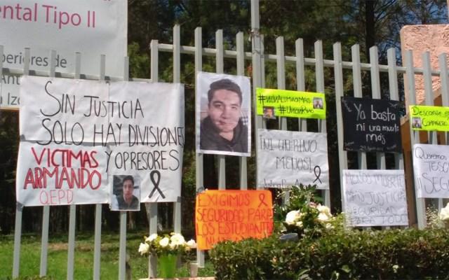 Estudiantes del TESCI exigen justicia por compañero asesinado - estudiantes del tesci exigen justicia por compañero asesinado en cuautitlán izcalli