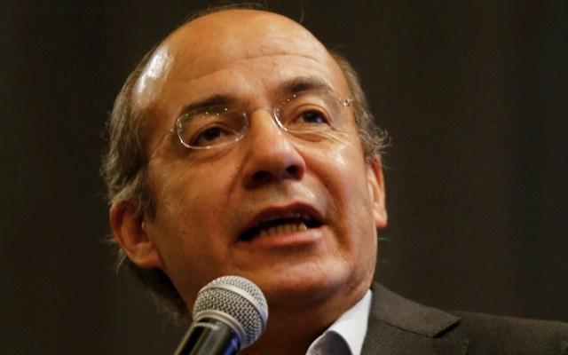 No presioné ni amenacé a ministros de la SCJN: Felipe Calderón - Felipe Calderón Hinojosa expresidente
