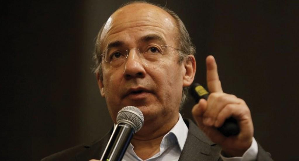 Calderón acepta tregua propuesta por AMLO; le ofrece su experiencia durante H1N1 - felipe calderón