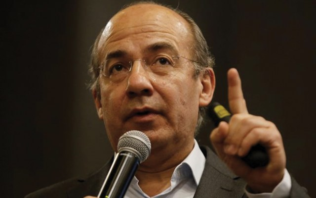 Cuestiona Felipe Calderón probable gira de AMLO la próxima semana - felipe calderón