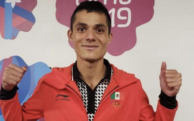 Fernando Martínez le da a México el oro 22 en Lima 2019 - Foto de @CONADE