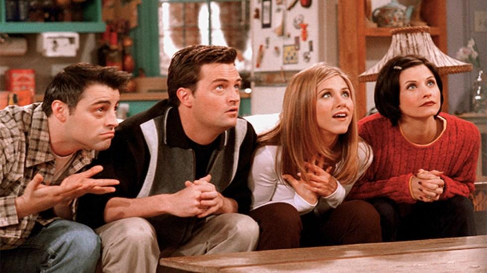 """Celebrarán 25 aniversario de """"Friends"""" con proyección en cines - friends aniversario cines"""