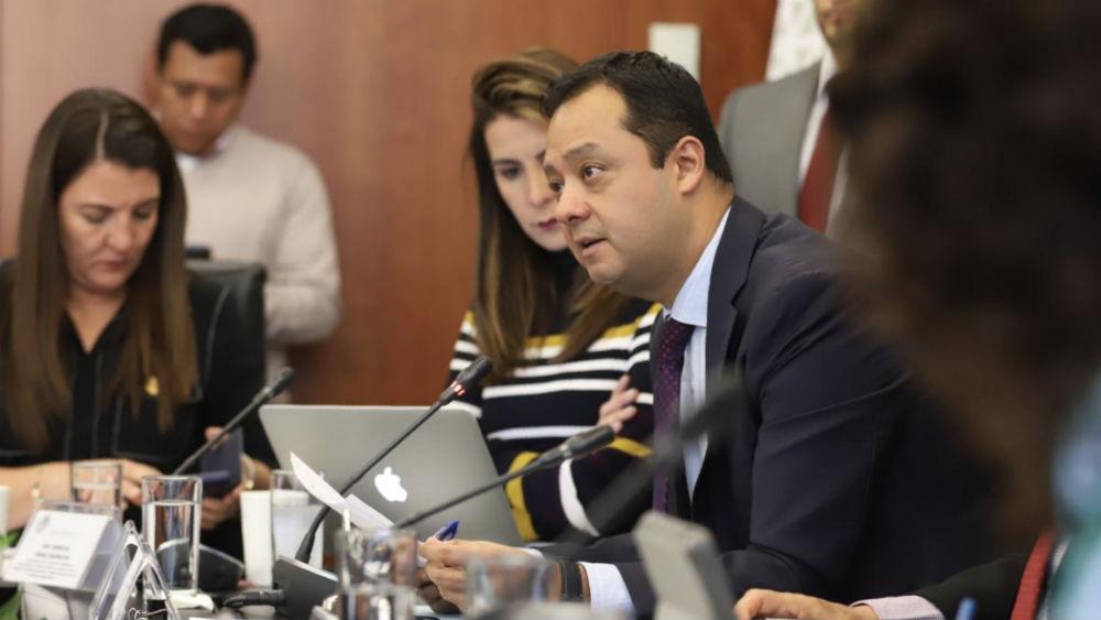 Avalan a Gabriel Yorio como subsecretario de Hacienda. Noticias en tiempo real