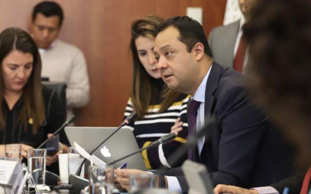 Avalan a Gabriel Yorio como subsecretario de Hacienda - Foto de @CanalCongreso