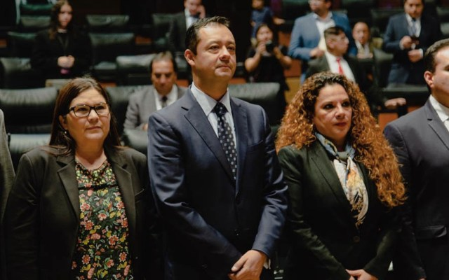 Gabriel Yorio toma protesta como subsecretario de Hacienda - Gabriel Yorio subsecretario Hacienda toma protesta