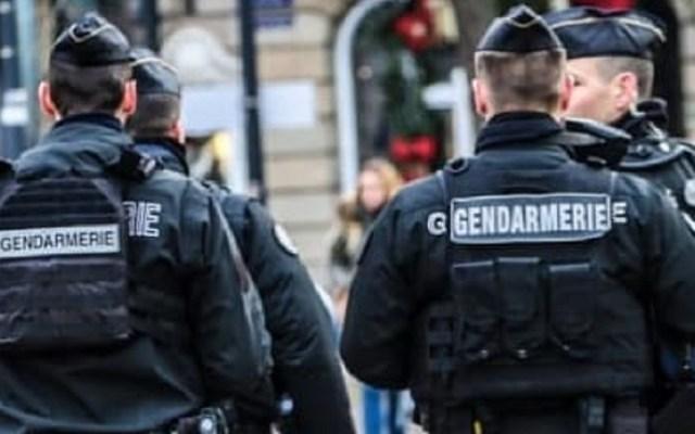 Frustran posible agresión a gendarmes en cumbre del G7 - Gendarmes de Francia. Foto de @gendarmerie_nationale_officiel