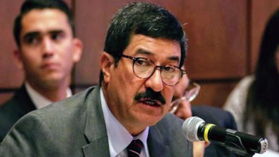 TEPJF rechaza iniciar revocación de mandato de Javier Corral - Gobernador Javier Corral. Foto de @javiercorralj